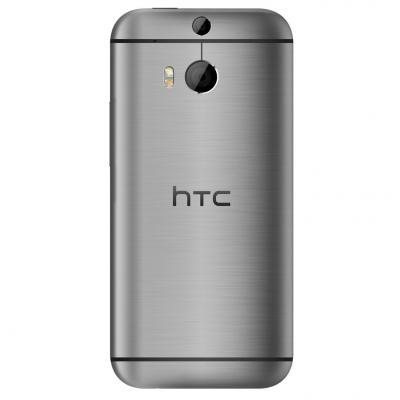 Смартфон HTC One (M8) Dual Sim Gunmetal Grey