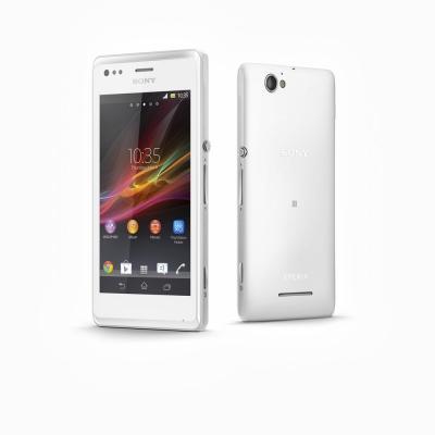 Sony Xperia M C2005 Dual Sim White