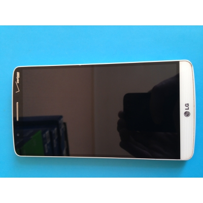 LG G3 VS985 White! Verizon. 32gb.