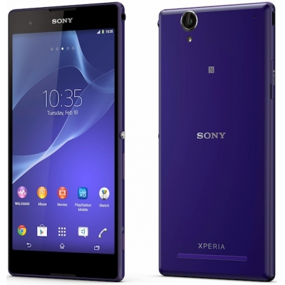 Sony Xperia T2 Ultra D5322 Dual Sim Purple