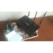 Tp- link N600 двухдиапазонный беспроводной маршрутизатор со встроенным модемом ADSL2+